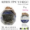 Alfiler Acero 45X0.65mm