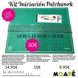 KIT iniciación Patchwork