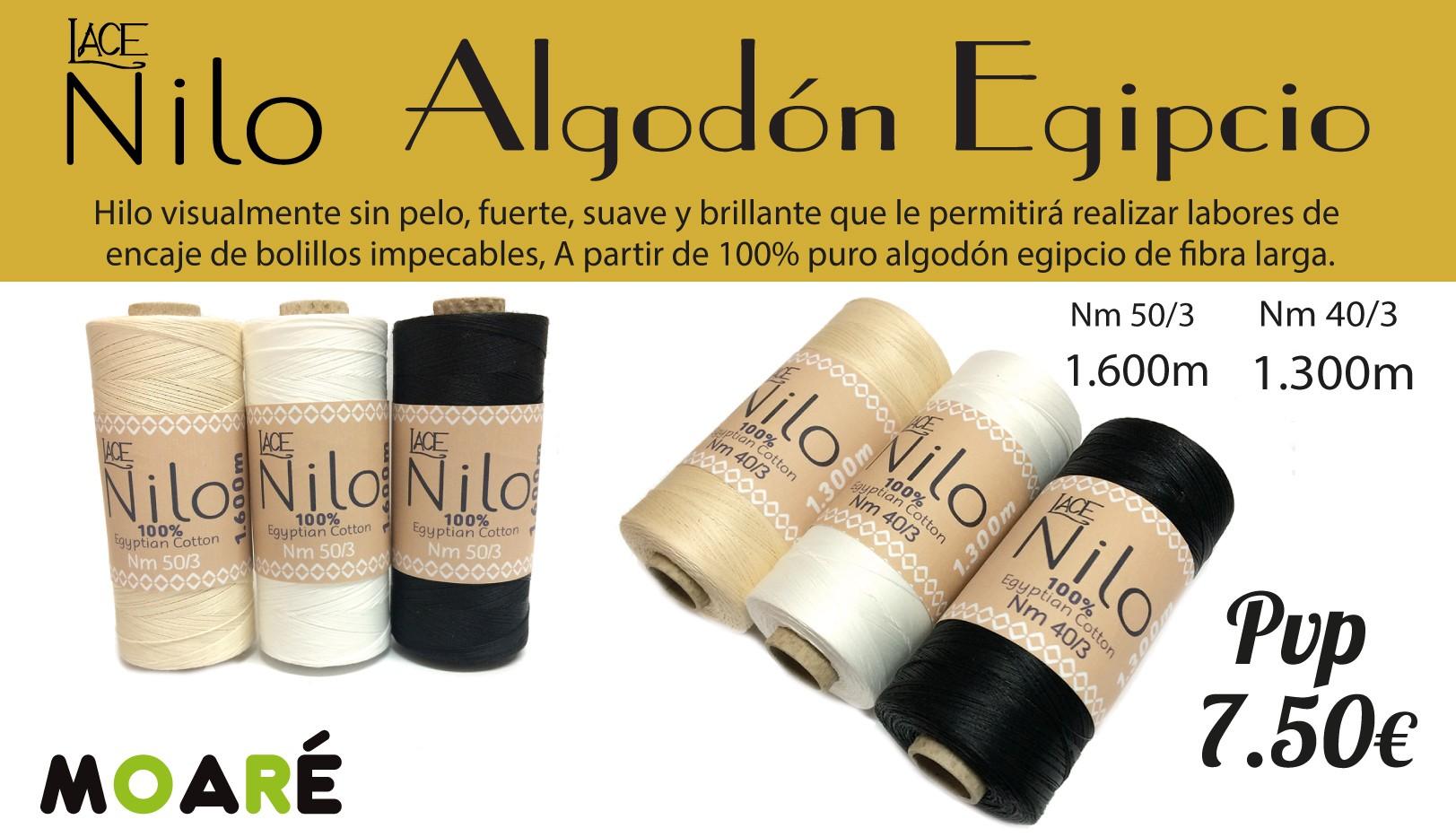Algodon Nilo